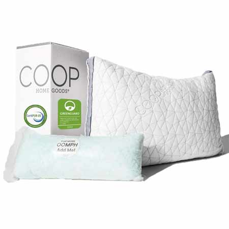 best-gifts-for-taurus-memory-foam-pillow