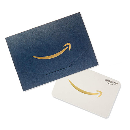 Amazon gift card - the most practical idea employees actually want
