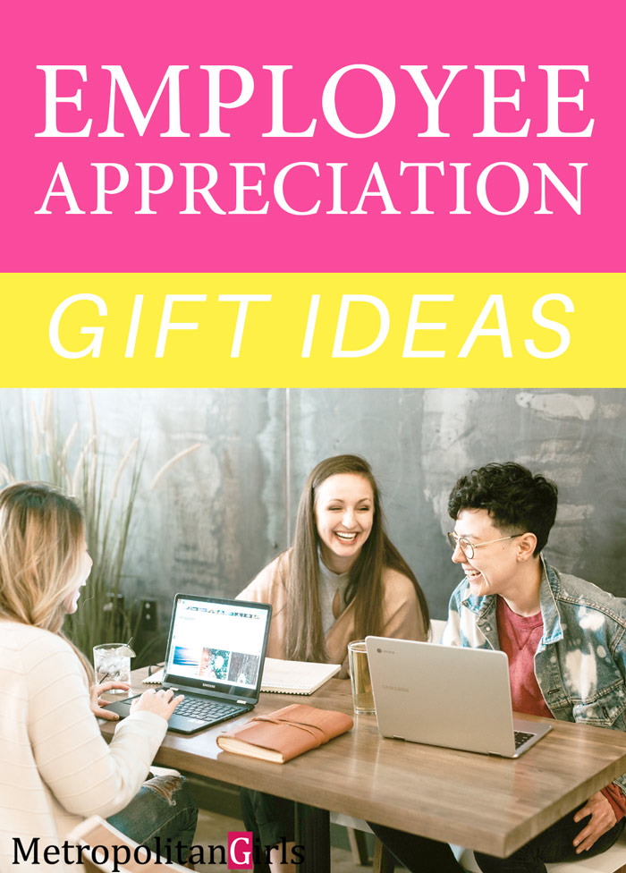 Employee Appreciation Gifts: Save to Pinterest