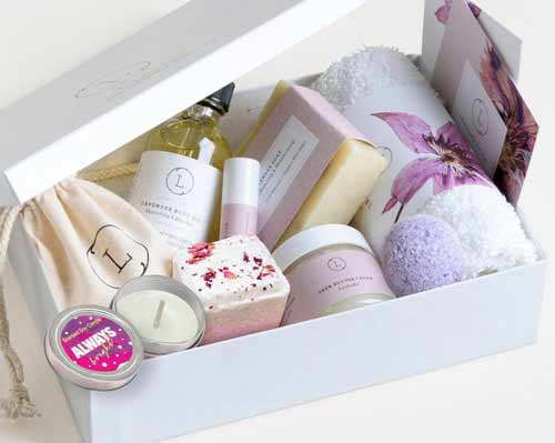 Spa Gift Box | End-of-Year-Ideas-Gifts-For-Teachers