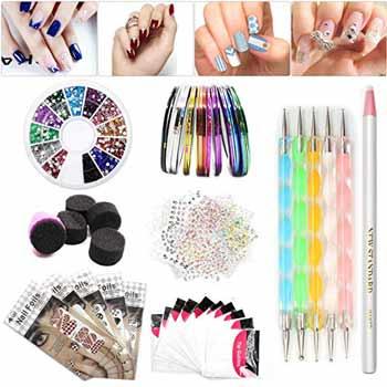gifts-for-gemini-nail-art-set