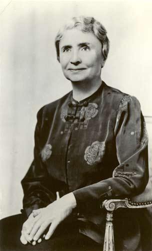 Keller, 1950s   Helen Keller Biography
