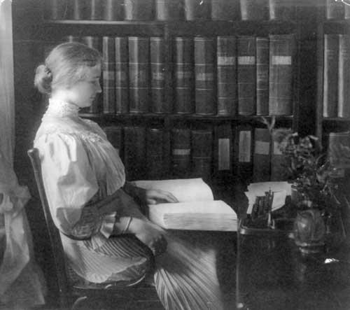Keller, 1907   Helen Keller Biography