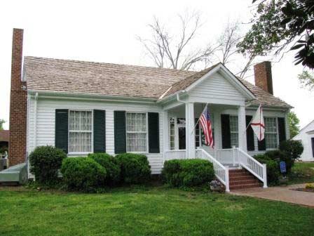 Birthplace Ivy Green   Helen Keller Biography