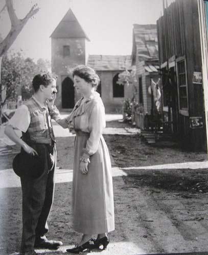 Keller and Charlie Chaplin   Helen Keller Biography