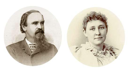 Photos of Helen Keller's Parents   Helen Keller Biography