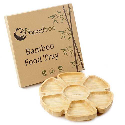 Bamboo Food Tray | Hostess Gifts