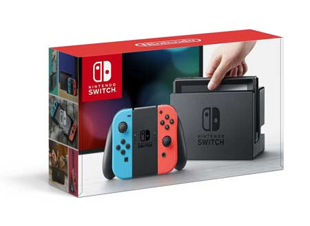 Nintendo Switch Gaming Console | Gifts for Aries