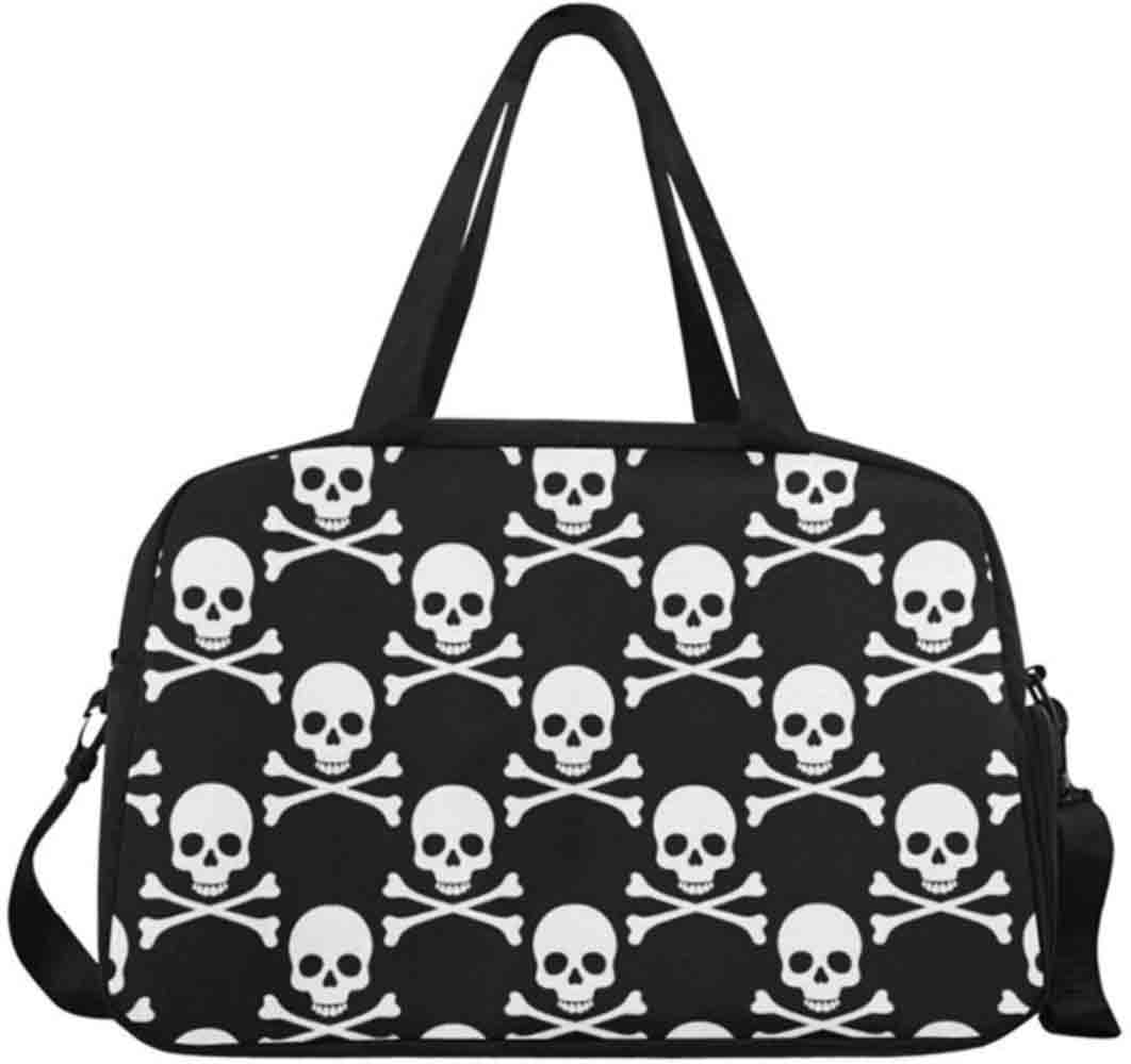 best-gifts-for-scorpio-gothic-duffel-bag