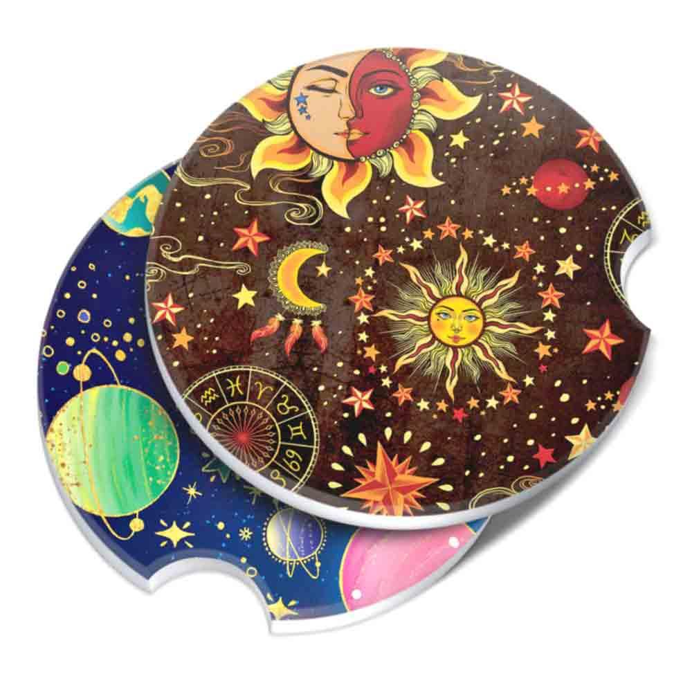 Celestial Coasters
