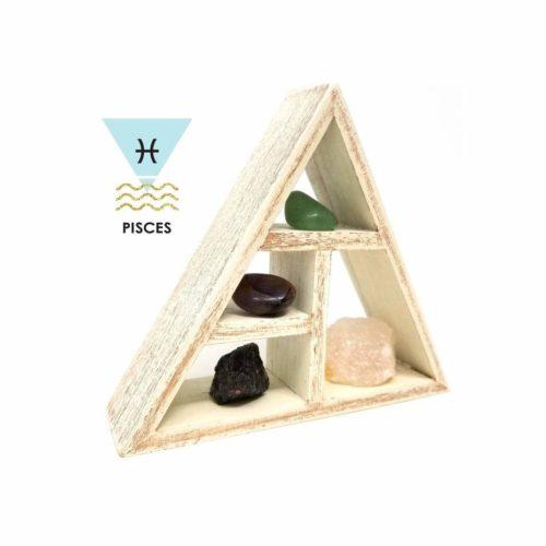 Pisces Crystal Healing Kit