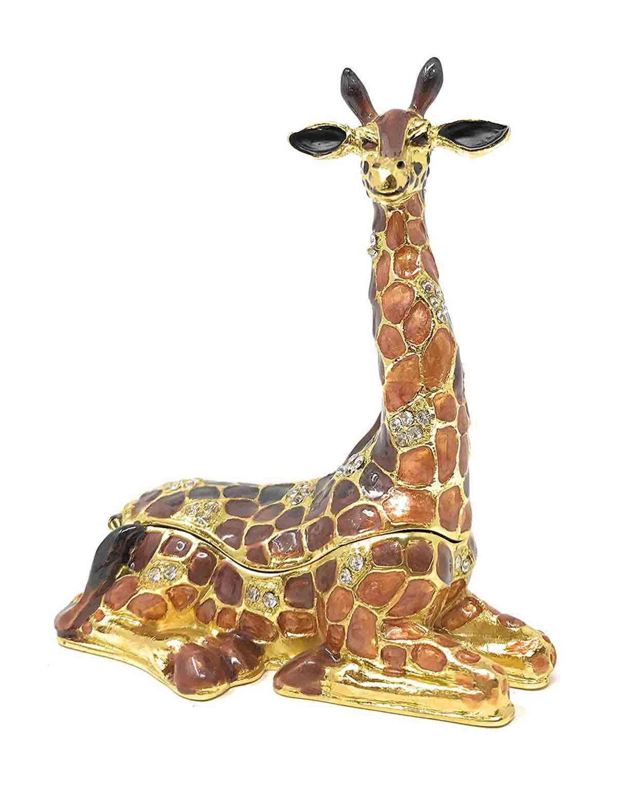 gifts-for-sagittarius-giraffe-trinket-box