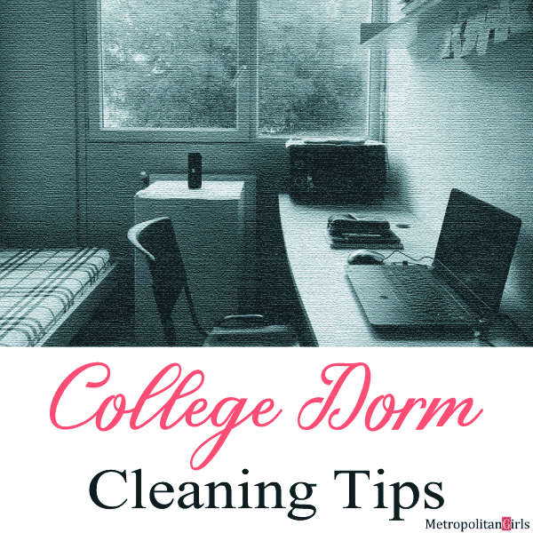 10 Tips on How to Keep Your Dorm Room Clean & Tidy