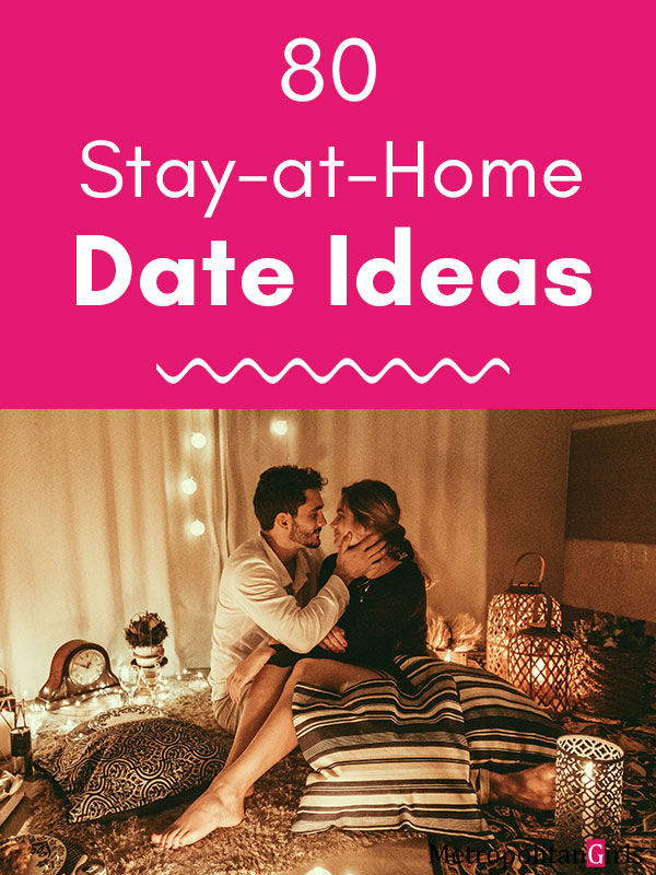 80 At-Home Date Night Ideas