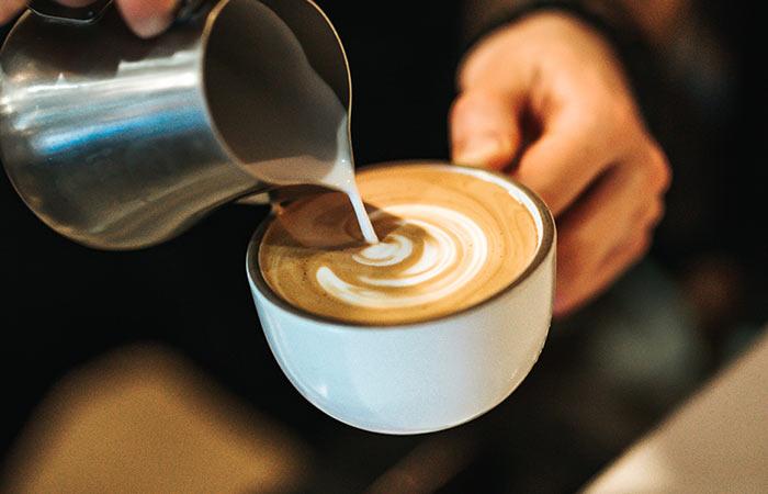 play barista - enjoy a coffee-fused date night