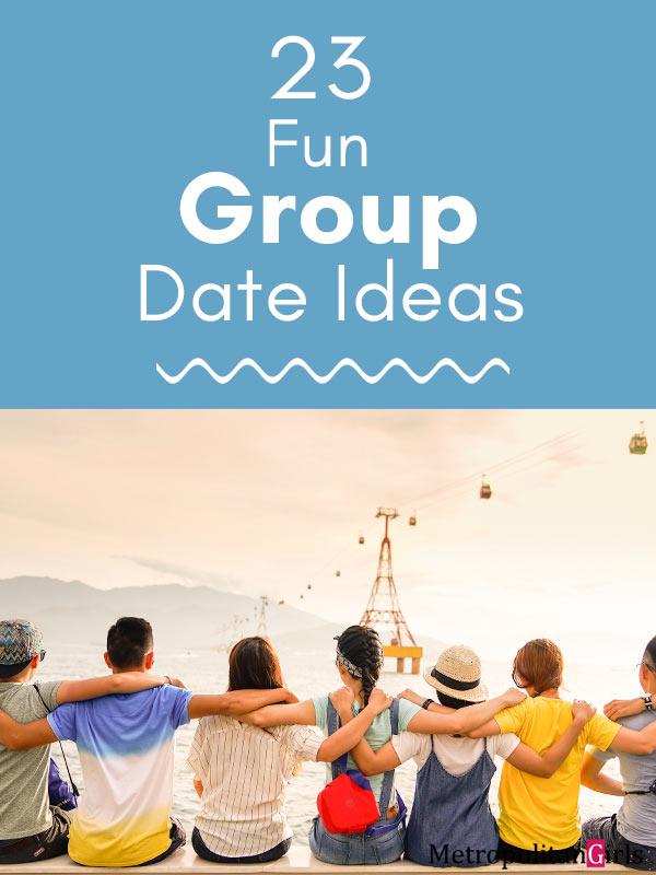 23 Fun Group Date Ideas to Enjoy