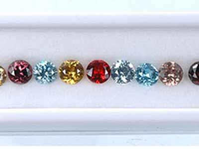 january gemstone red zircon
