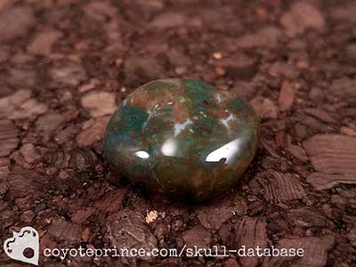 february gemstone bloodstone