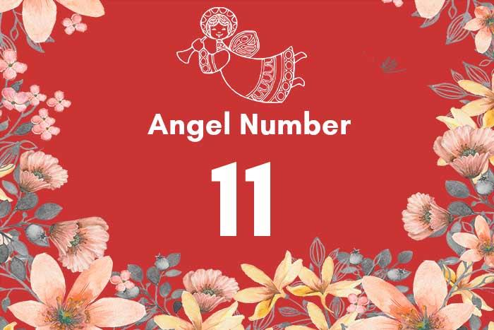 angel master number 11