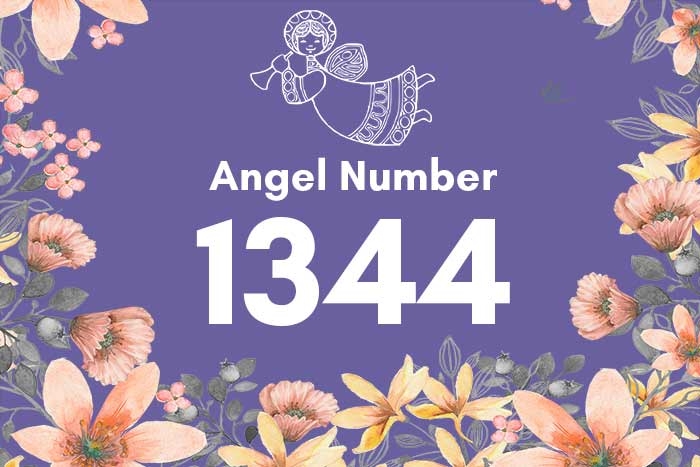 1344 Angel Number Meaning
