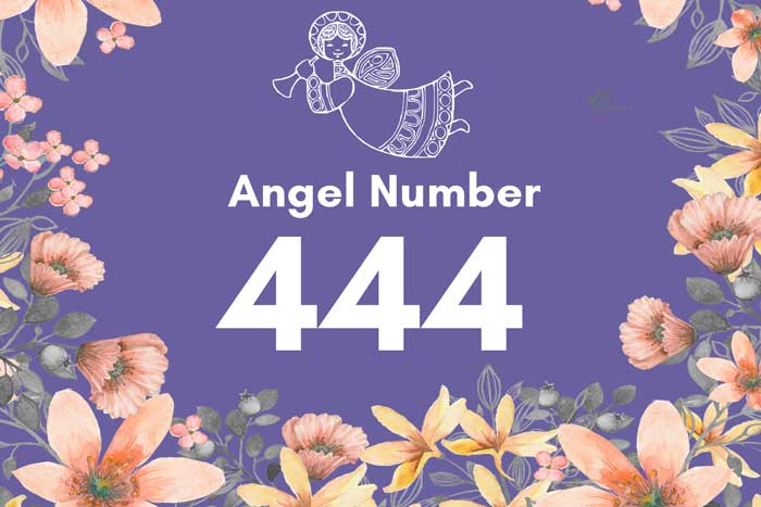 angel number 444 meaning