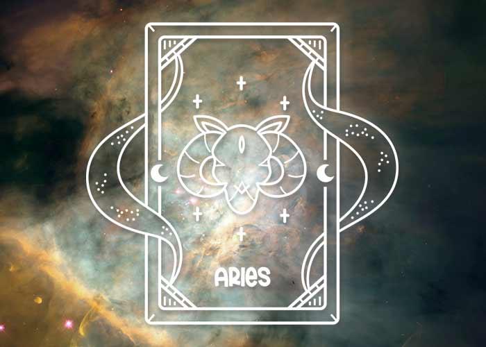 aries tarot cards
